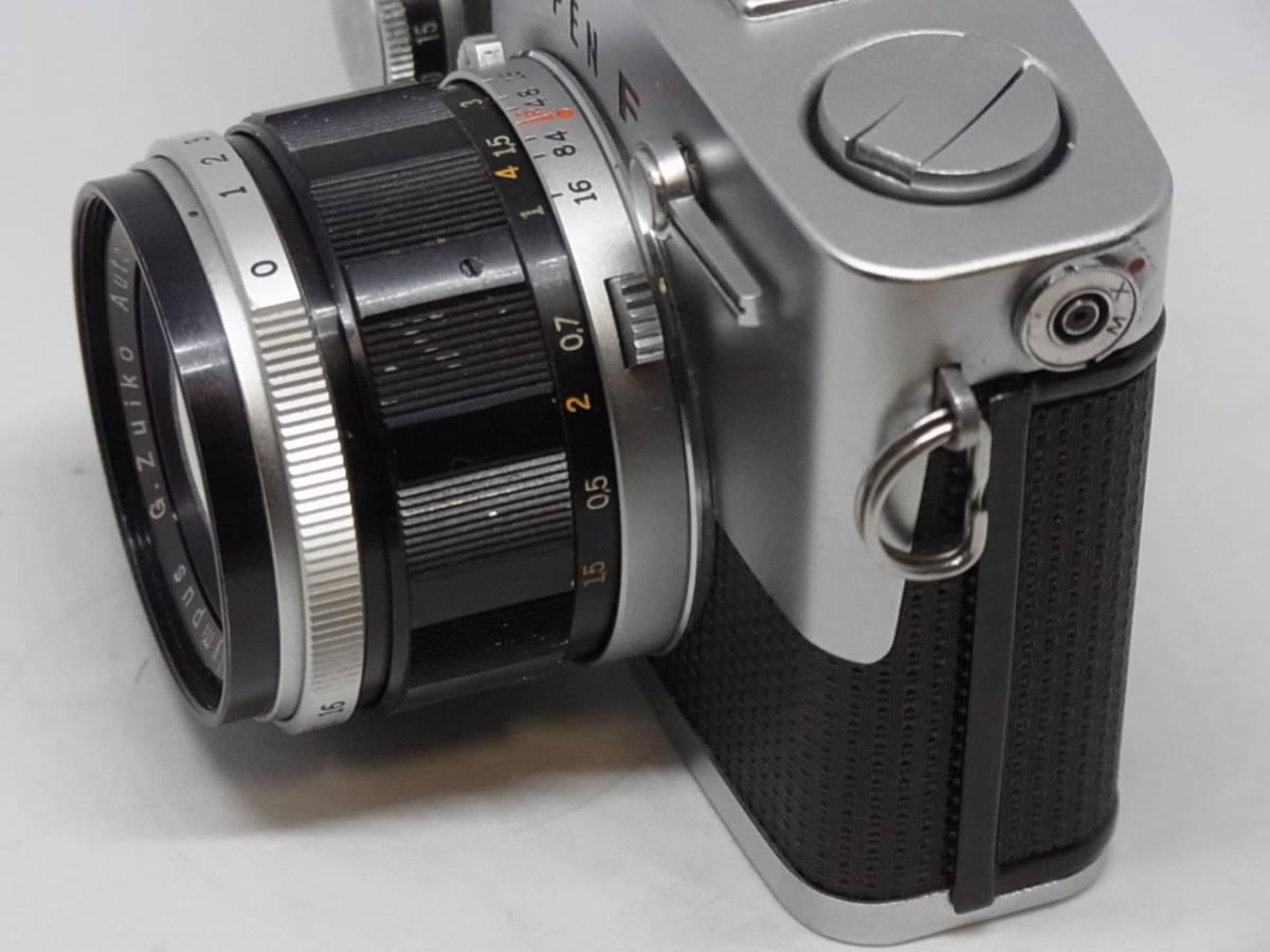 OLYMPUS PEN-F オリンパス ペンFT G.Zuiko Auto-S 1:1.4 f=40mm_画像4
