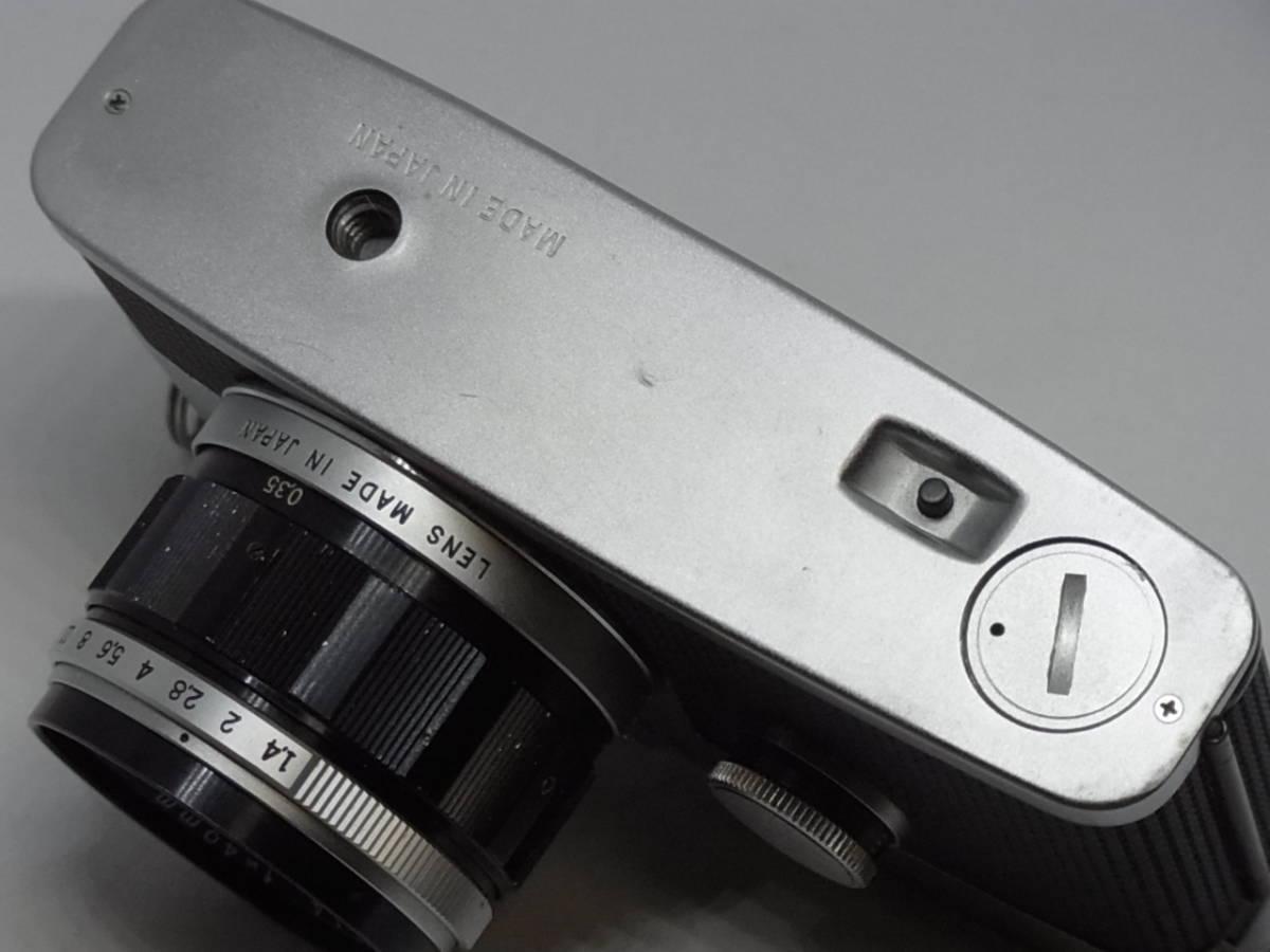 OLYMPUS PEN-F オリンパス ペンFT G.Zuiko Auto-S 1:1.4 f=40mm_画像7