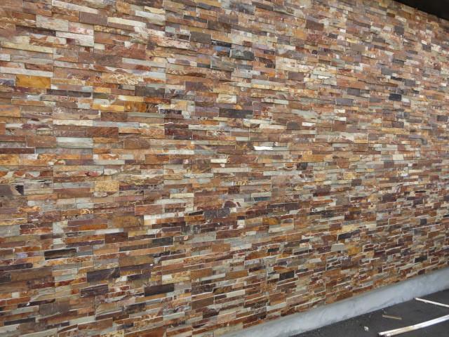 ●1●張るだけ簡単石張りの壁 RAS-F 平物 \4,320/m2_画像1