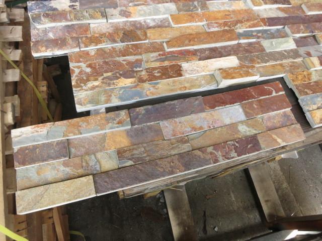 ●1●張るだけ簡単石張りの壁 RAS-F 平物 \4,320/m2_出品商品となります。