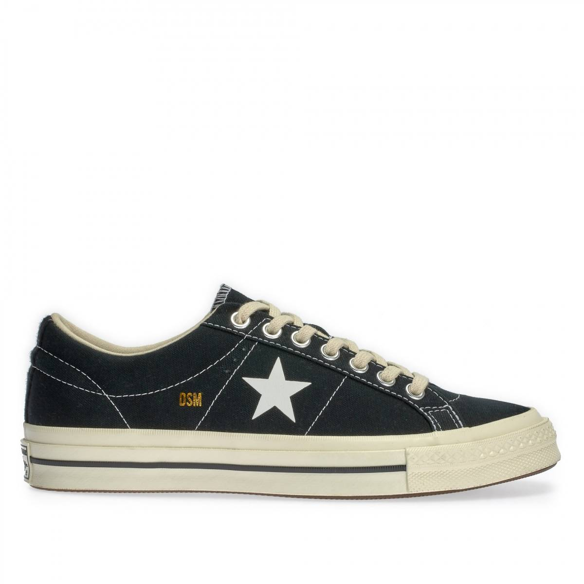 1fe53d5edf4a 代購代標第一品牌- 樂淘letao - 送料無料Converse One Star Canvas x DSM (Black) 24.0cm UK5  US5 CT70 ワンスターCOMME des GARCONS コンバースギャルソン