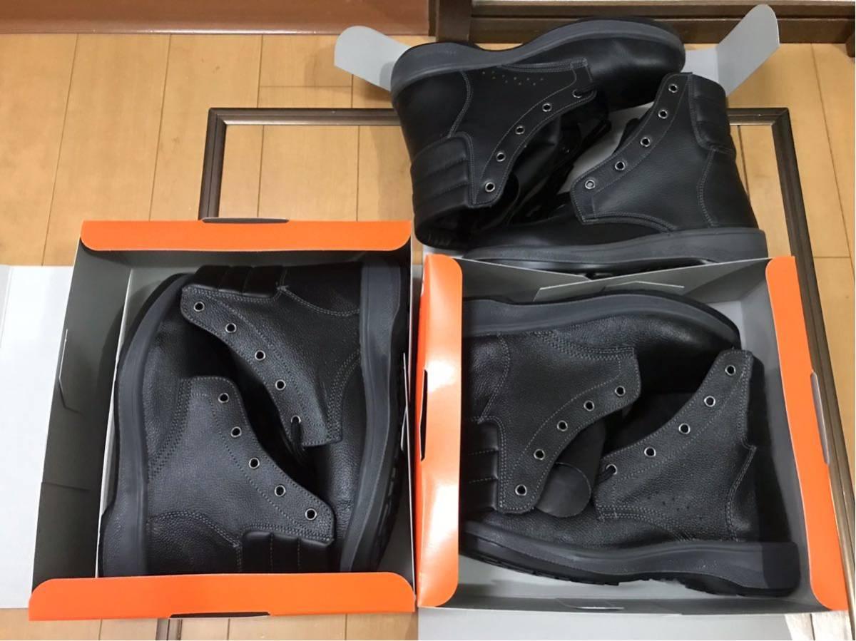 新品 3足セット シモン 安全靴 中編上 26.0 cm EEE _画像2