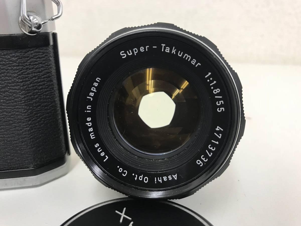 (11568) ☆PENTAXお祭りです☆ ペンタックス大好き大集合  マニュアル カメラ レンズセット シャッター切れました。_画像2