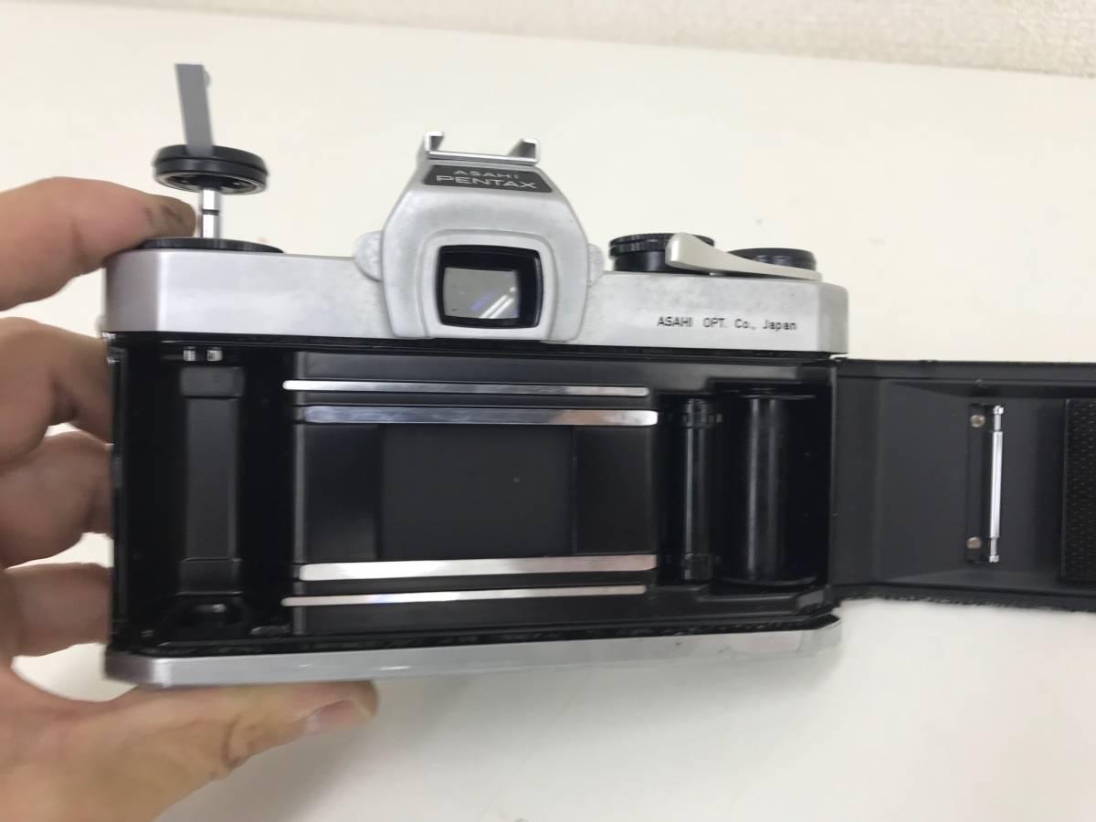 (11568) ☆PENTAXお祭りです☆ ペンタックス大好き大集合  マニュアル カメラ レンズセット シャッター切れました。_画像7