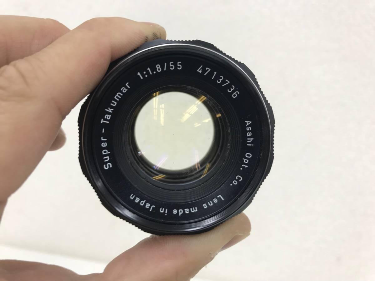 (11568) ☆PENTAXお祭りです☆ ペンタックス大好き大集合  マニュアル カメラ レンズセット シャッター切れました。_画像3