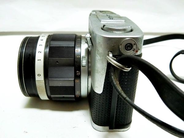 FI016 ◆OLYMPUS◆ オリンパス PEN-FT フィルムカメラ レンズ H.Zuiko Auto-S 1:1.2 f=42mm【1000円スタート】_画像7