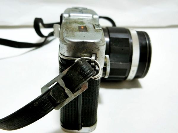 FI016 ◆OLYMPUS◆ オリンパス PEN-FT フィルムカメラ レンズ H.Zuiko Auto-S 1:1.2 f=42mm【1000円スタート】_画像8