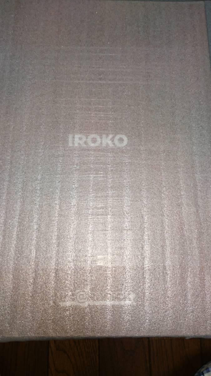 新品 ベアブリック カリモク IROKO BE@RBRICK メディコム 400% 送料込_画像2