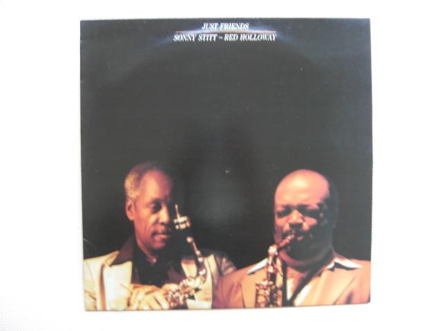 *【LP】Sonny Stitt、Red Holloway/Just Friends(AFF181)(輸入盤)_画像1