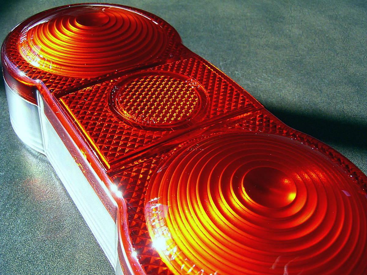 かなりレア ■■ CGC GT750 GT550 GT380 テールレンズ 当時物新品 テールライト 2灯 検/セブンスター キジマ ハヤシ BEET マーシャル y z2_画像2