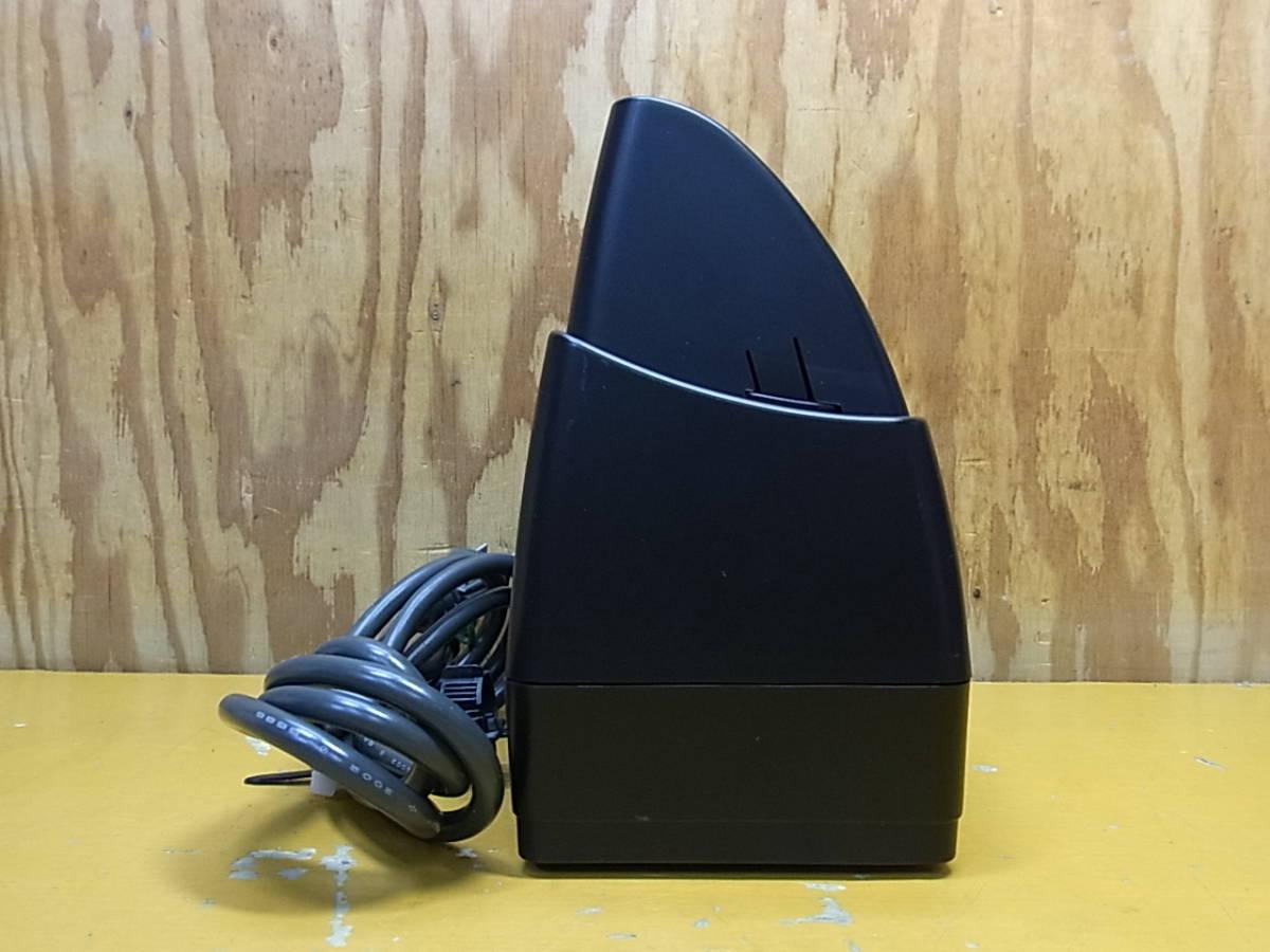 □Aa/986☆パナソニック Panasonic☆赤外線ワイヤレスマイク用充電台☆WX-LZ100☆ジャンク_画像3