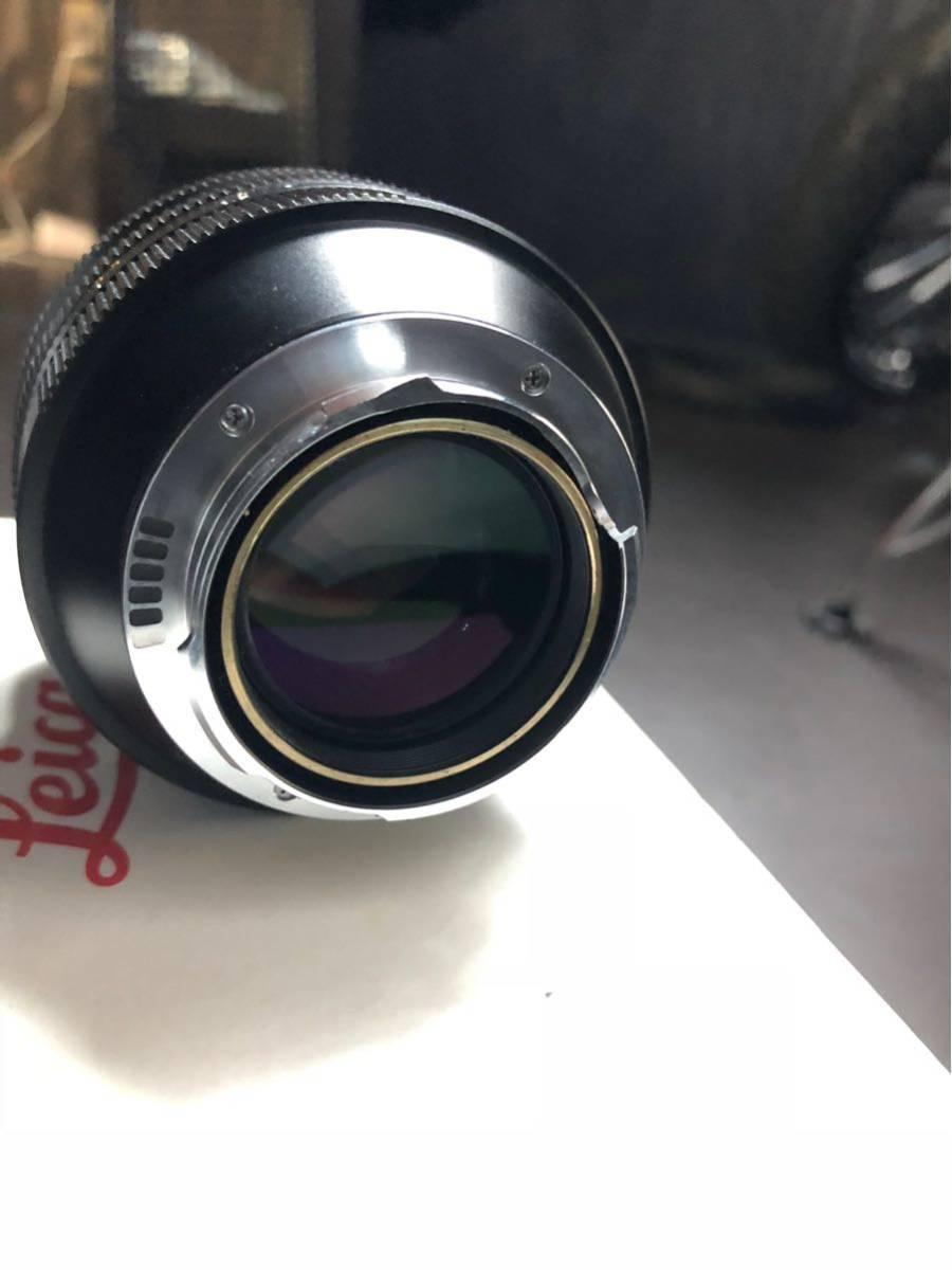 LEICA noctilux Noctilux 50毫米f1.0(E60)非常漂亮的項目 編號:g309112497