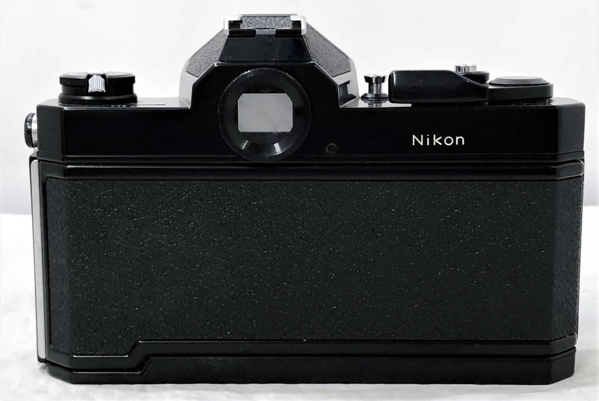 当時物、ジャンク扱い ニコン フィルムカメラ&カメラレンズ Nikomat FT3、AF NIKKOR 50mm 1:1.4_画像4