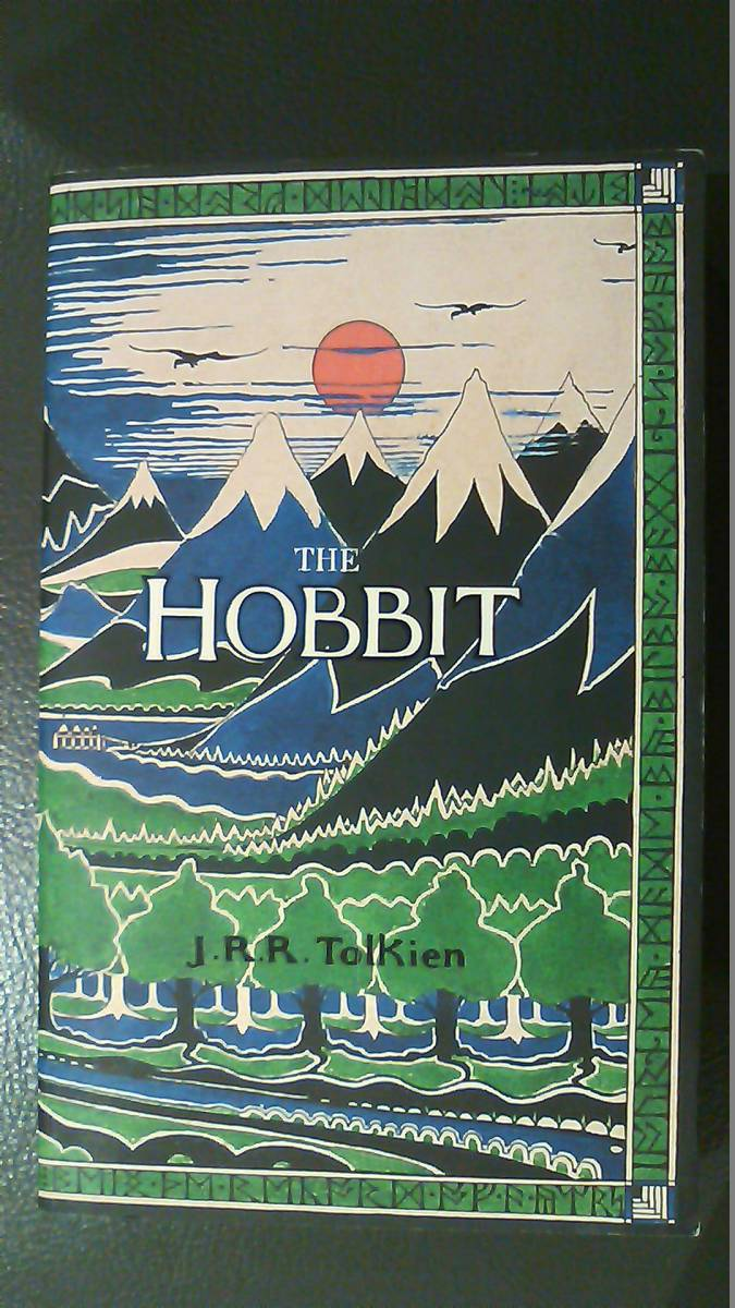 the hobbit or there and back again j r r tol ヤフオク