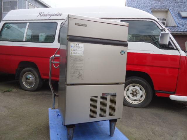 ◎引取割引あり/39800円◎業務用【HOSHIZAKI/ホシザキ】全自動製氷機IM-35L-1形★100V_画像2