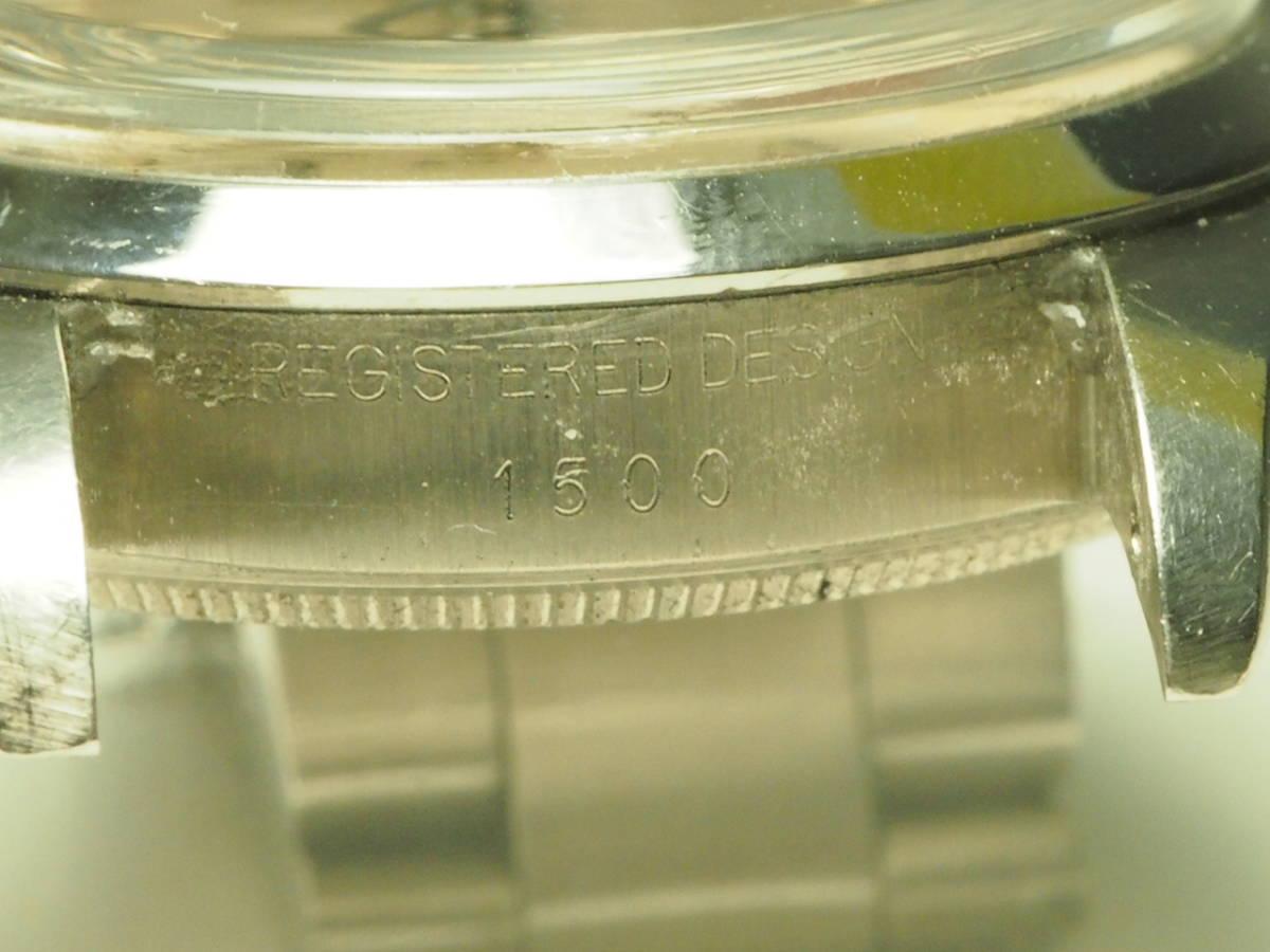 ROLEX /勞力士Oyster Perpetual Date 1500自動男士手錶 編號:c694398632