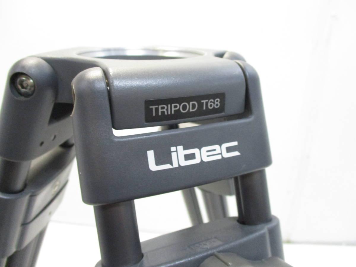 ■Libec Reevek TRIPOD T68三腳架(3腿)BR  -  1商務視頻三腳架■ 編號:c695072483