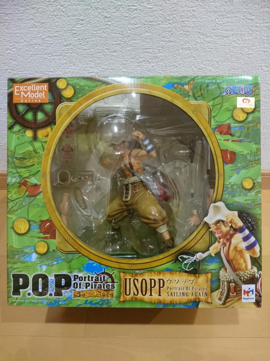 P.O.P SA Usopp 編號:s621191417