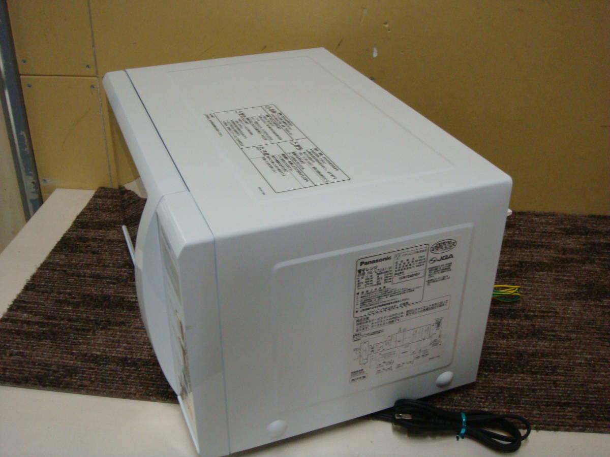 ※17年製※超美品※ Panasonic 電子レンジ エレック 850W 【NE-E22A1】 ※直接引取り可※_画像6