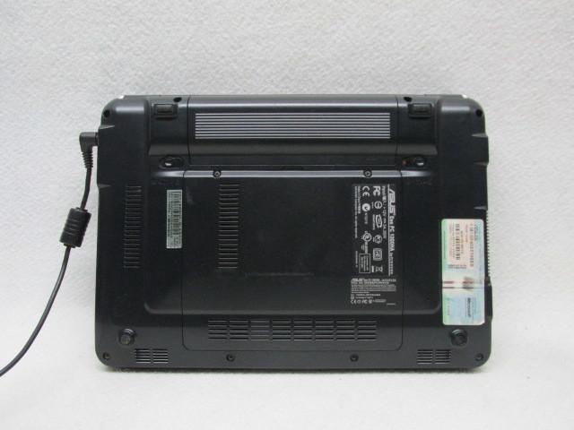 1円~☆ASUS Eee PC 1000HA Win10 2G 160G Office2016 無線LAN _画像6