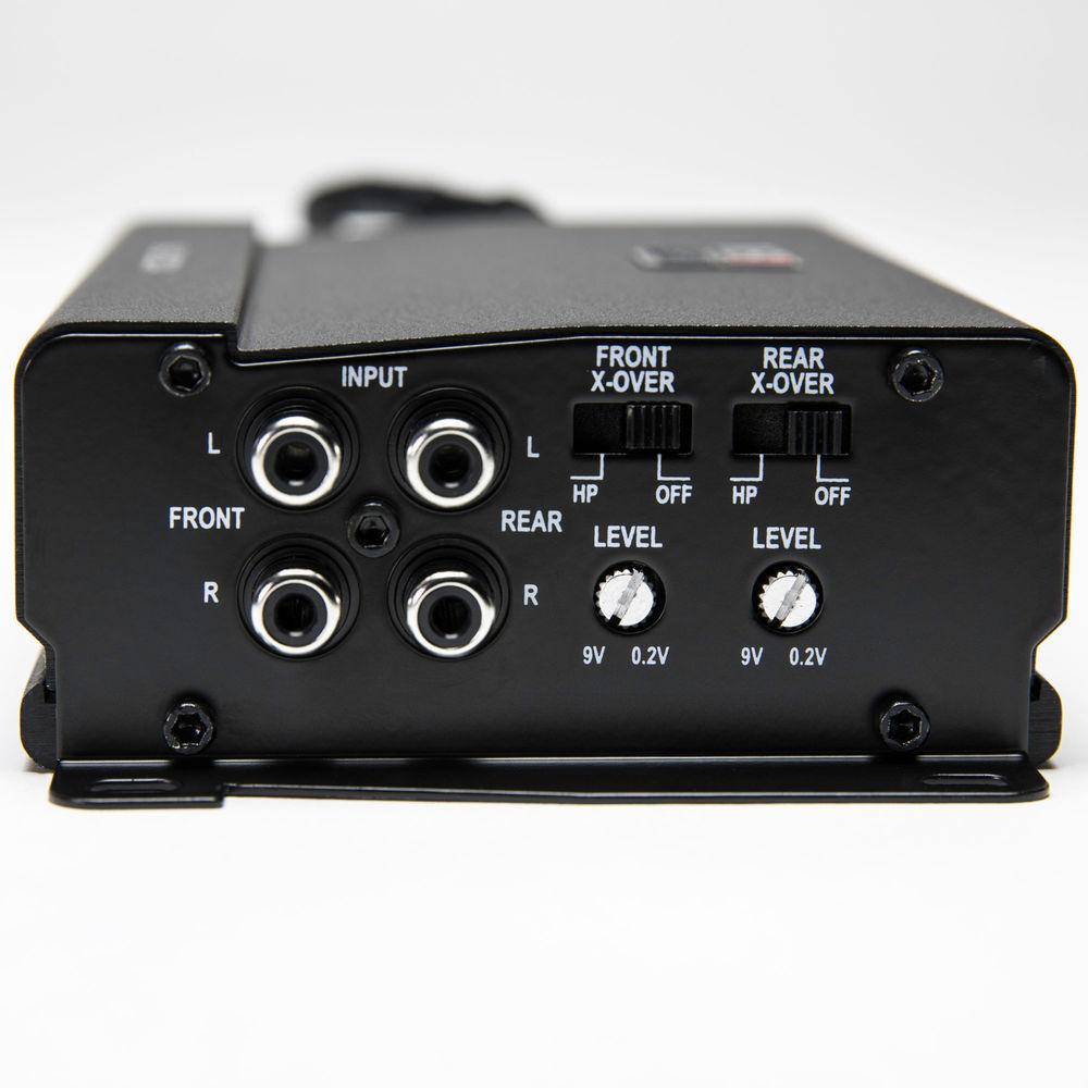 ■USA Audio■MB Quart NA2-320.4 ●超小型 Class D 4ch ●マリーン/モータースポーツ●保証付●税込_画像6
