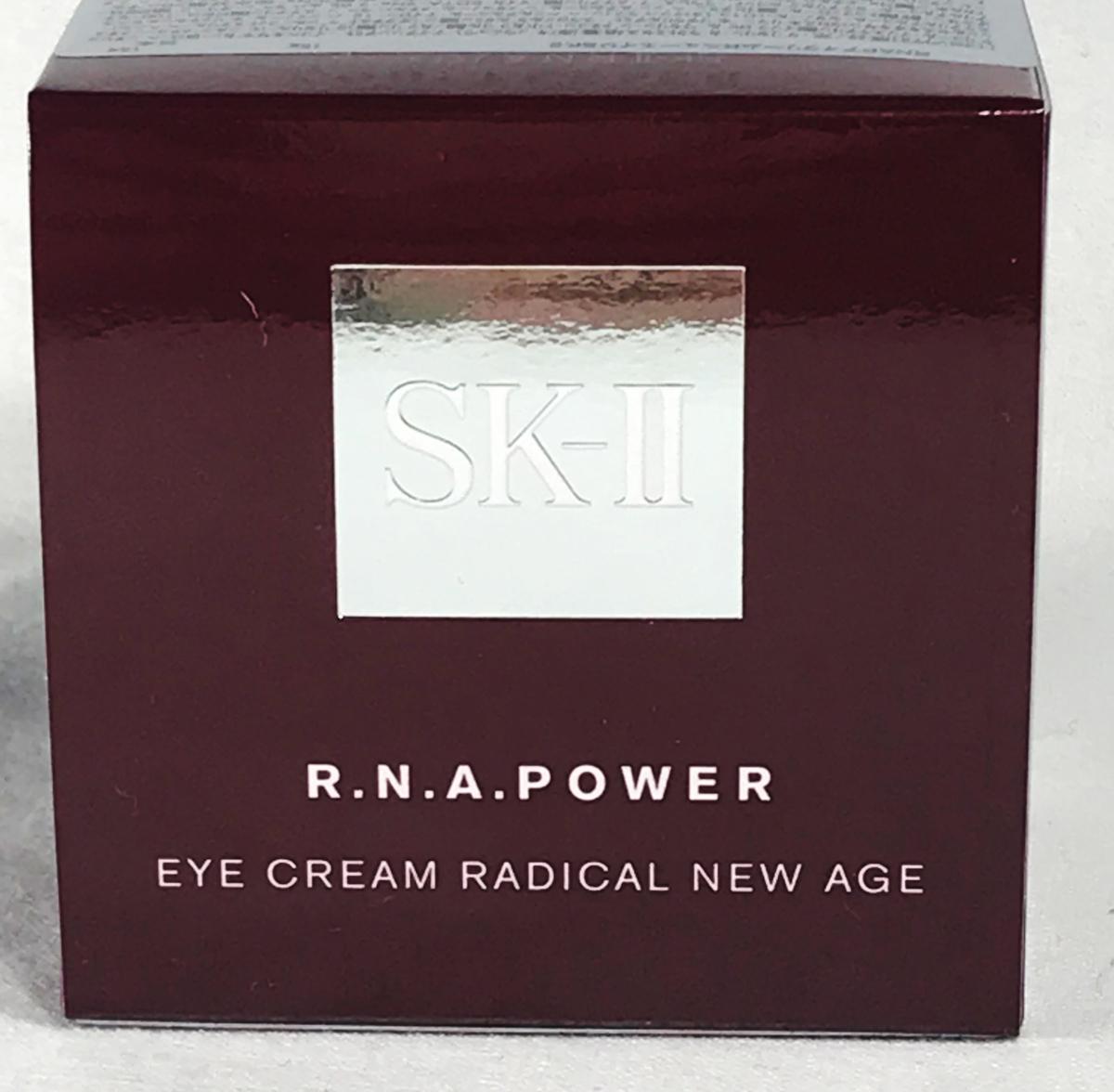 【新品】 SK-II R.N.A. パワー アイ クリーム ラディカル ニュー エイジ 目元用クリーム 15g 並行輸入品 日本製
