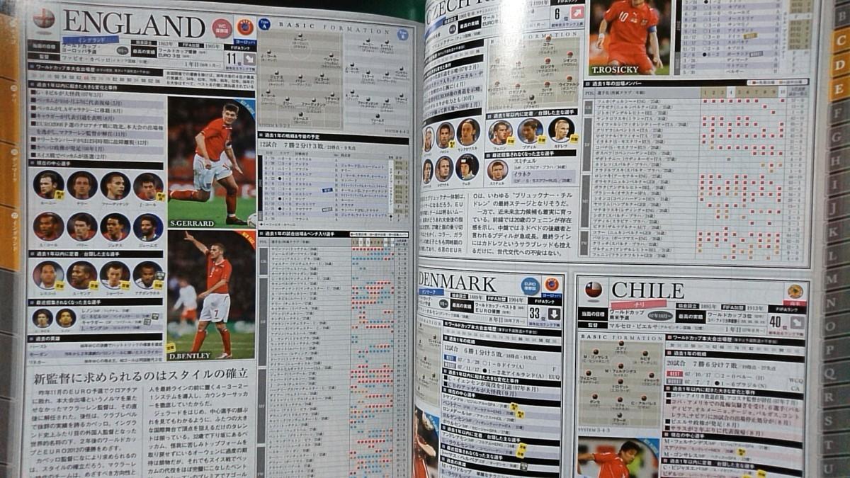 WORLD SOCCER DIGEST 2008年3月号 ★サッカー★中古本 雑誌【中型本】[769BO_画像7