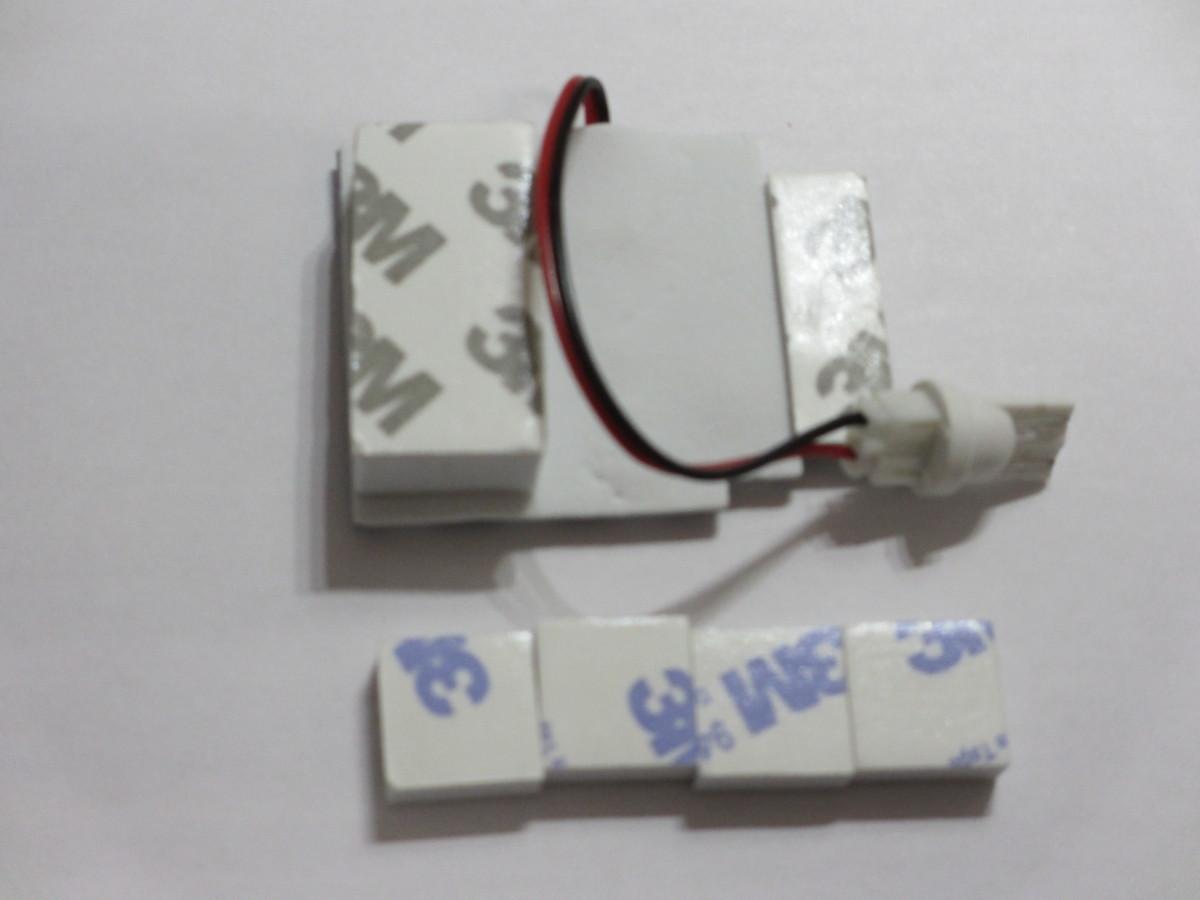 ★送料込・新品★POG 汎用品 LEDルームランプ 19発 T10 TN-900_画像2