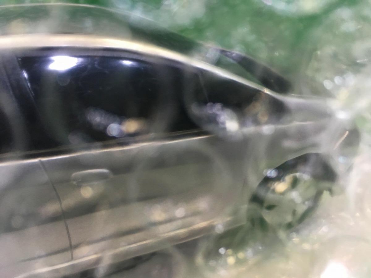 N管理53 GG系 フィットシャトル 15X【カラーサンプル ディスプレイ 車模型 非売品 】【アラバスターシルバーメタリック NH700M】_画像6