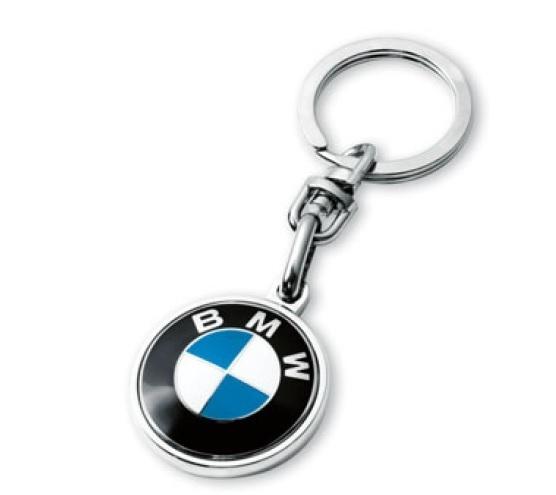 ○○【新品】BMW純正品 キーホルダー(キーリング)1シリーズ・X1シリーズ F20 F21 E82 E87 E88 F48 E84・Z4 E85 E86 E89・Z3 E36_画像1