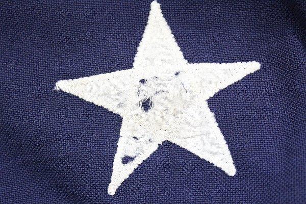3T3958/ビンテージ 星条旗 48星 アメリカンフラッグ 国旗_画像4