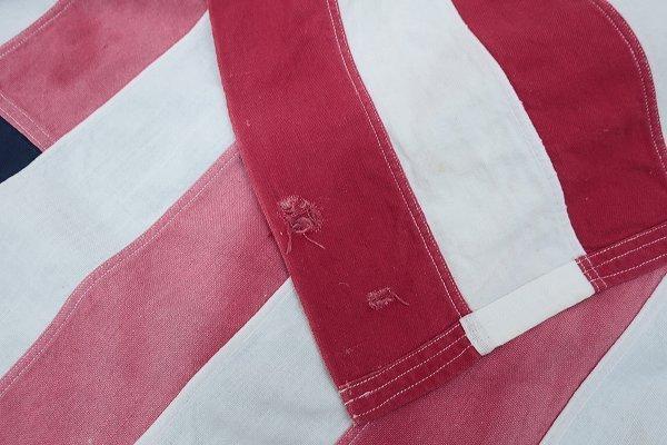 3T3958/ビンテージ 星条旗 48星 アメリカンフラッグ 国旗_画像5
