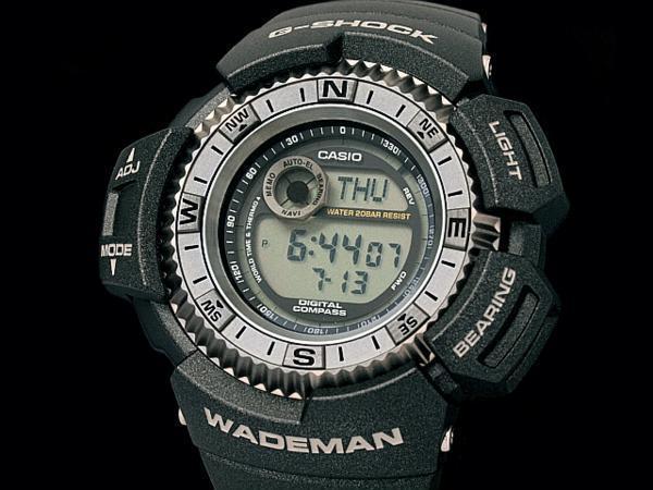 富士屋◆送料無料◆カシオ CASIO Gショック ウェイドマン DW-9800 メンズ デジタル クオーツ_画像1