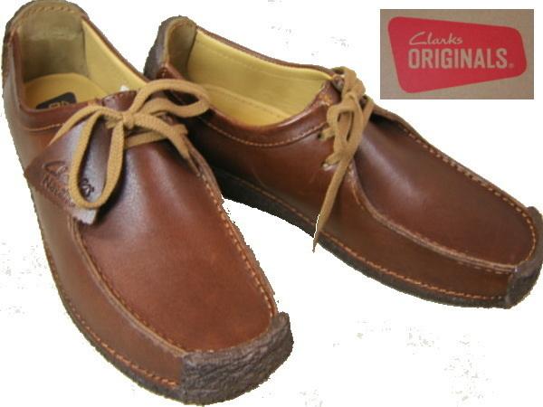 4050f028 Clarks Japan Japan regular goods nata Lee leather ...