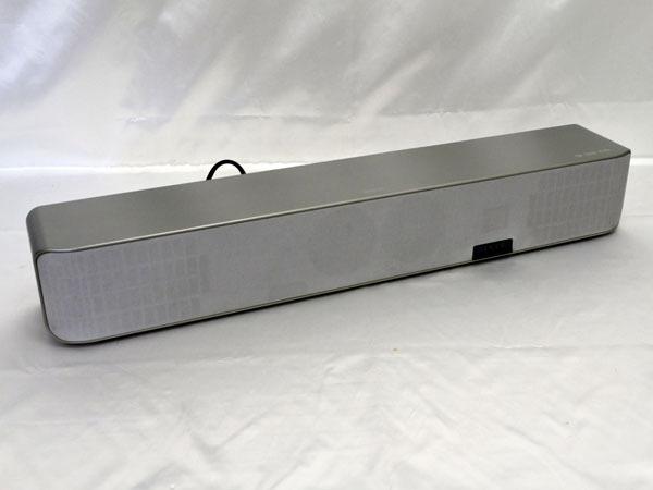 【大06】-507 DENON デノン DHT-FS5 シルバー 2008年製 音出確認済【リモコン欠品】ホームシアターシステム スピーカー 現状お渡し 中古品