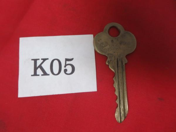 /K05●古い鍵 アンティークキー _画像1