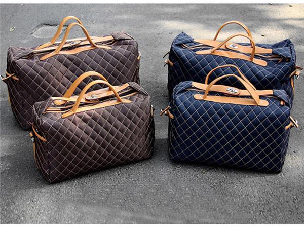 MY BAG ボストンバッグ 旅行鞄 独特デザイン 大容量 防水ナイロン レザー メンズ 2WAY ショルダー付き トートバッグ 出張 4日3泊 8949 2色_画像4