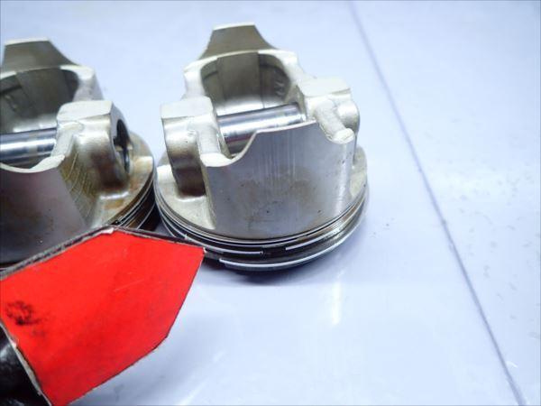 εI23-158 カワサキ エリミネーター250V VN250A (H13年式) 走行距離20273㌔ エンジン ピストン 2点 傷有り!_画像2