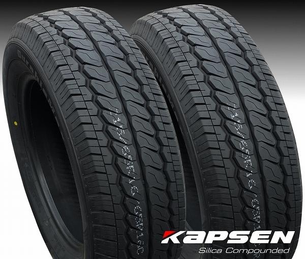 ■ U.S.Daytona デイトナ ■ KAPSEN RS01 215/65R16 タイヤ付 ブラック色 200系ハイエース他_画像2