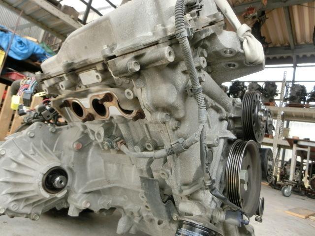 後期アイ  エンジン 3B20 9.9万㌔ 平成22年 DBA-HA1W i ハーネス付    o._画像3
