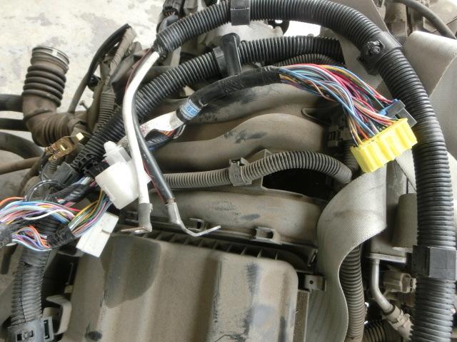 後期アイ  エンジン 3B20 9.9万㌔ 平成22年 DBA-HA1W i ハーネス付    o._画像4