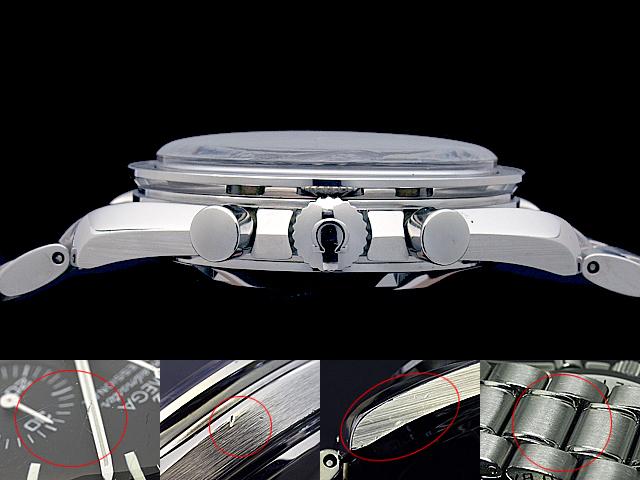 富士屋◆送料無料◆オメガ OMEGA スピードマスター プロフェッショナル ムーンウォッチ クロノグラフ 3570.50 OH済 メンズ 手巻き_画像5