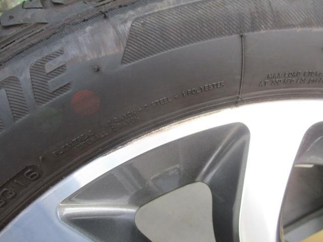 ベンツ純正 W205 Cクラス 17インチアルミホイール タイヤ付1本 205 401 0200 _画像3