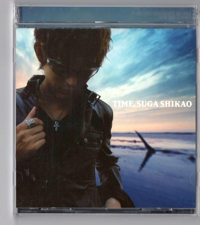 ★スガシカオ / TIME / CD+DVD_画像1