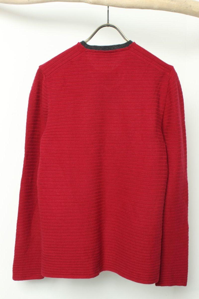 イヴサンローラン Yves Saint Laurent セーター ニット ウール100 カシミヤ カシミア イタリア製 M_画像2