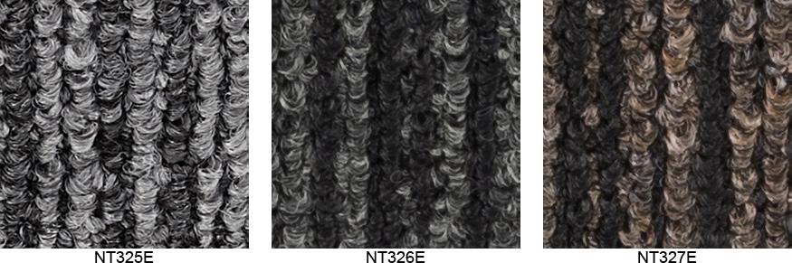 NEW!【サンゲツ タイルカーペット 2018-2021】NT350E エクストラライン 3色 50cm×50cm 全厚6.2mm 【防炎】【制電】【中歩行】_画像3