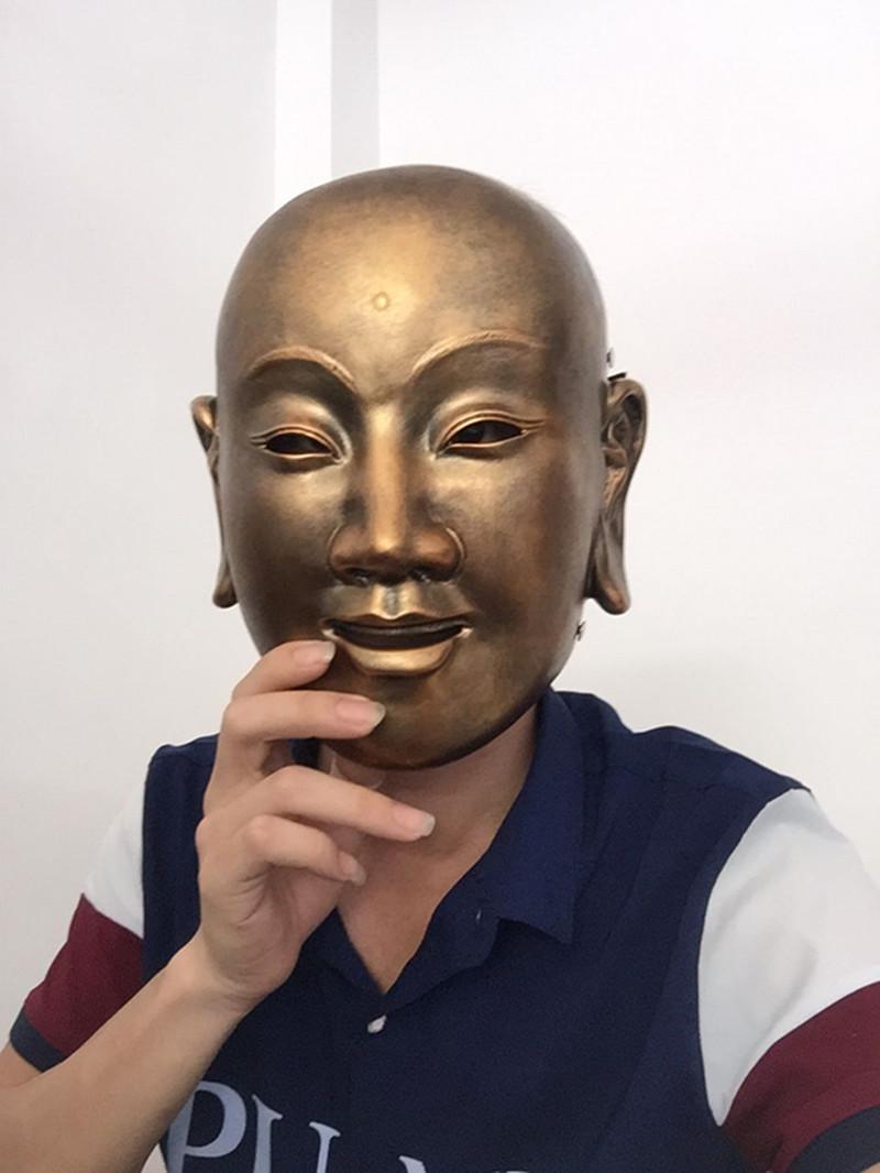 新品 仮面 コスプレ マスク ハロウィンパーティー COSPLAY用品 玄奘マスク
