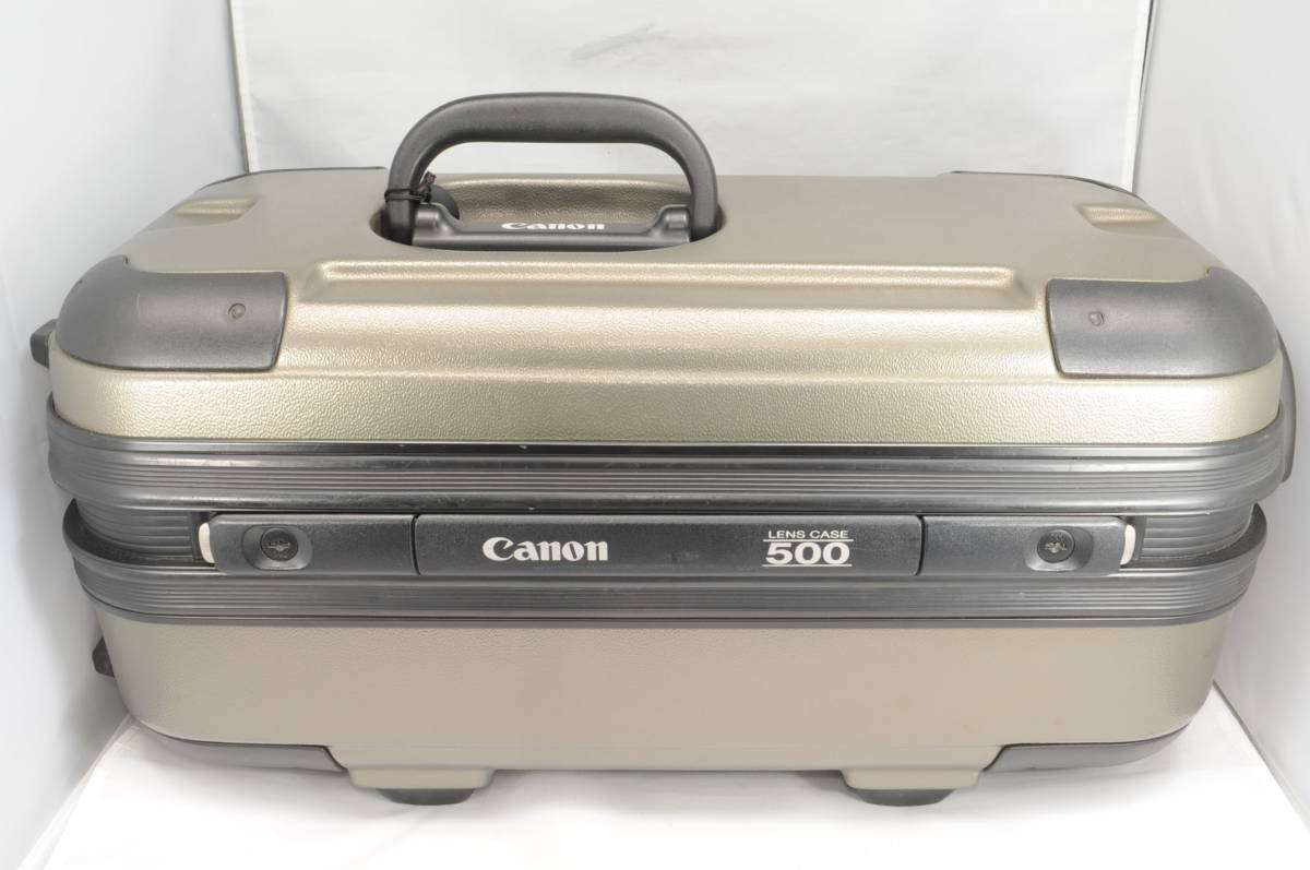 EF500mm F4L IS USM のレンズケース 500