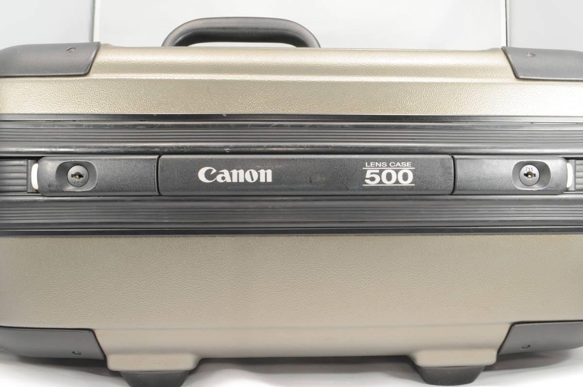 EF500mm F4L IS USM のレンズケース 500_画像2