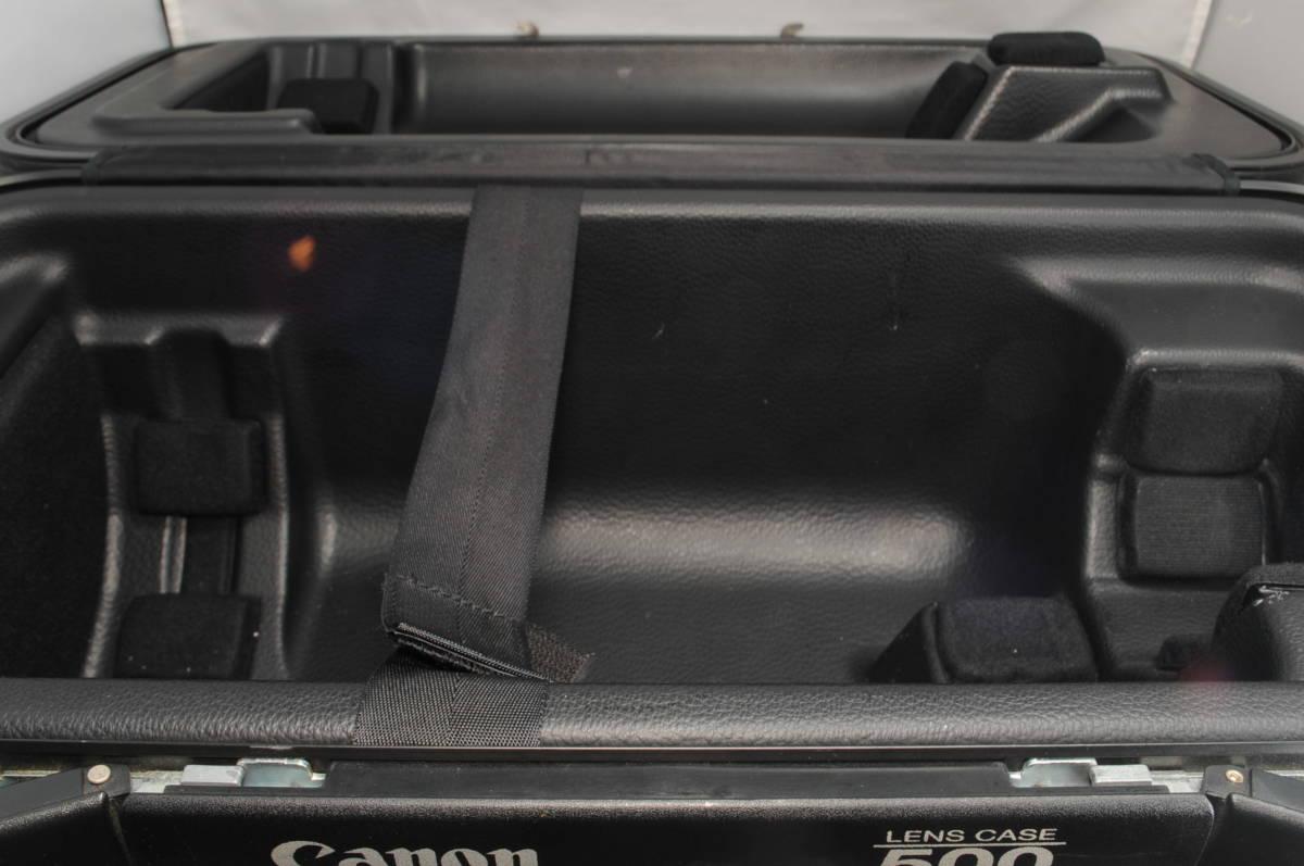 EF500mm F4L IS USM のレンズケース 500_画像5